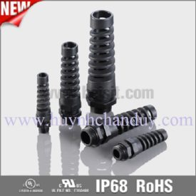 nylon cable gland strain relief