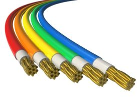 Control cable unshield